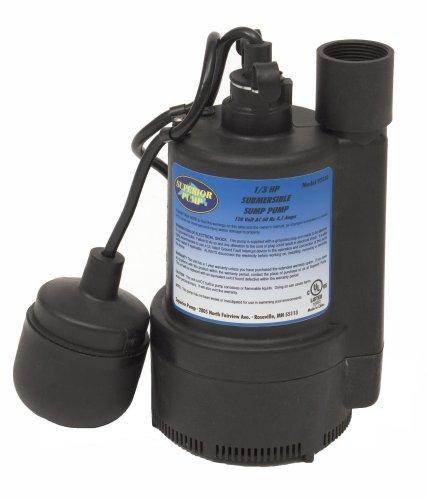 1-3 HP Sump Pump
