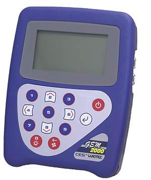 GEM 2000 Plus Gas Analyzer