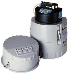 ISCO 6712 Composite Sampler