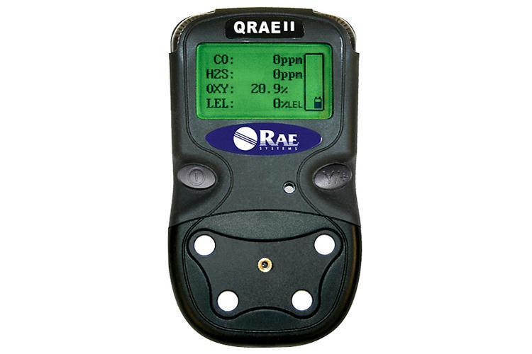 QRAE II PGM-2400 (LEL, O2, CO, H2S)