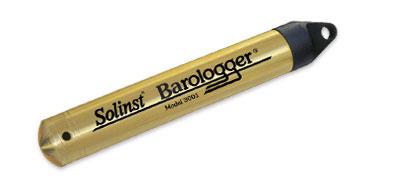Solinst Barologger Gold (7-8 x 6)
