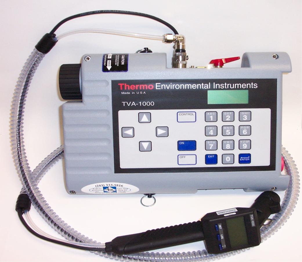 Thermo Scientific TVA 1000B FID